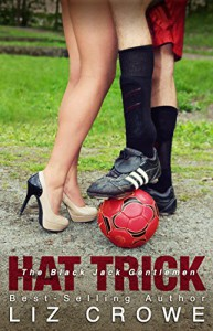 Hat Trick (The Black Jack Gentlemen Book 4) - Liz Crowe