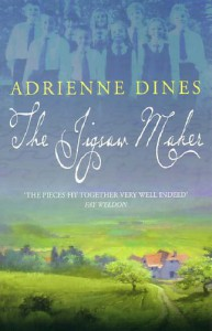Jigsaw Maker - Adrienne Dines