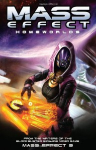 Mass Effect: Homeworlds - Mac Walters, Jeremy Barlow, Patrick Weekes