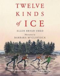 Twelve Kinds of Ice - Ellen Bryan Obed, Barbara McClintock