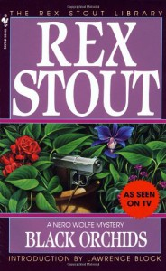 Black Orchids - Rex Stout, Lawrence Block
