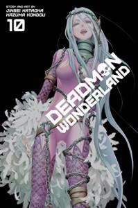 Deadman Wonderland, Vol. 10 - Kazuma Kondou, Jinsei Kataoka