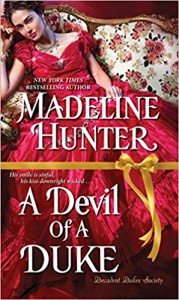 A Devil of a Duke - Madeline Hunter