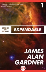 Expendable (League of Peoples Book 1) - James Alan Gardner