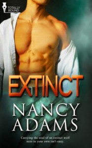 Extinct - Nancy Adams