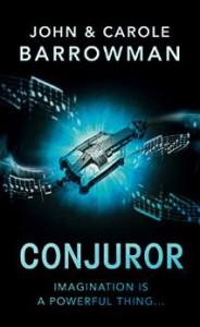 Conjuror - John Barrowman, Carole E. Barrowman