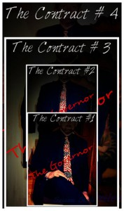 The Complete Governor Contract Series: Part 1, Part 2 Part 3 & Part 4 - Suzanne Steele