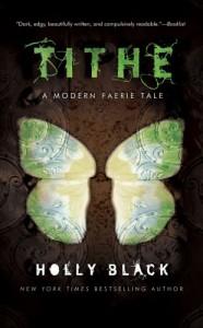 Tithe (The Modern Faerie Tales, #1) - Holly Black, Greg Spalenka