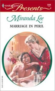 Marriage in Peril - Miranda Lee