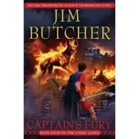 Captain's Fury (Codex Alera, #4) - Jim Butcher
