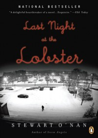 Last Night at the Lobster - Stewart O'Nan