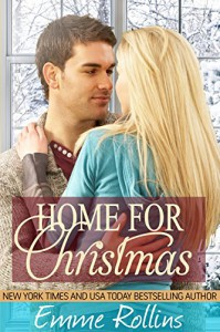 Home for Christmas: New Adult Holiday Dark Suspense Romance - Emme Rollins