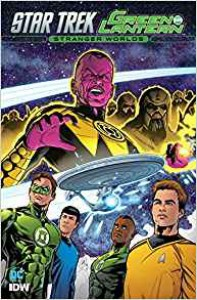 Star Trek/Green Lantern, Vol. 2: Stranger Worlds - Mike Johnson, Angel Hernandez