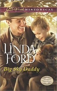 Big Sky Daddy (Montana Marriages) - Linda Ford