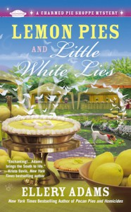 Lemon Pies and Little White Lies - Ellery Adams