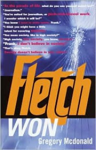 Fletch Won - Gregory McDonald