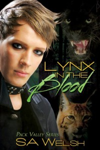 Lynx in the Blood - S.A. Welsh