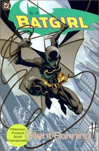 Batgirl, Vol. 1:  Silent Running - Kelley Puckett, Scott Peterson, Damion Scott, Robert Campanella