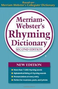 Merriam-Webster's Rhyming Dictionary - Merriam-Webster