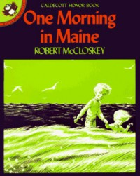 One Morning in Maine (Picture Puffins) - Robert McCloskey