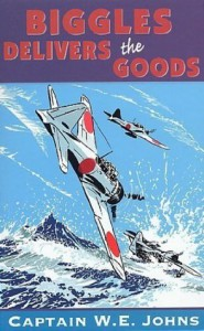 Biggles Delivers the Goods - W. E. Johns