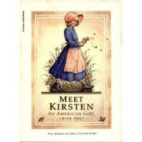 Meet Kirsten: An American Girl, Book One (The American Girls Collection) - Janet Shaw