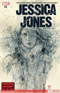 Jessica Jones (2016-) #3 - Brian Michael Bendis, Michael Gaydos, David W. Mack