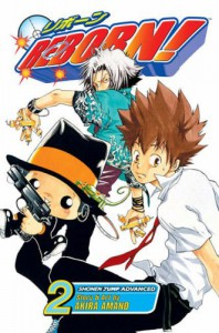 Reborn! Vol. 02: Many Arrives! - Akira Amano (天野 明)