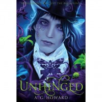 Unhinged (Splintered, #2) - A.G. Howard
