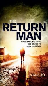 The Return Man - V.M. Zito
