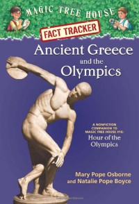 Ancient Greece and the Olympics - Mary Pope Osborne, Natalie Pope Boyce, Sal Murdocca