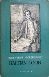 Kapitan Cook - Eugeniusz Gołębiowski