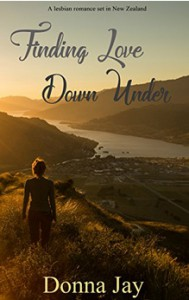 Finding Love Down Under - Donna Jay