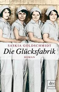 Die Glücksfabrik (dtv premium) - Saskia Goldschmidt, Andreas Ecke