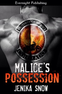 Malice's Possession - Jenika Snow