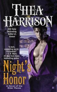 Night's Honor (Elder Races) - Thea Harrison