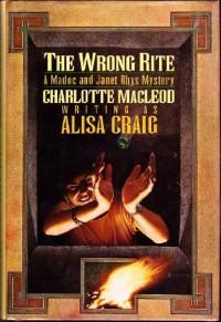 The Wrong Rite - Alisa Craig