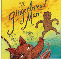 Harcourt School Publishers Signatures: Rdr: The Gingerbman K the Gingerbread Man - Harcourt Brace