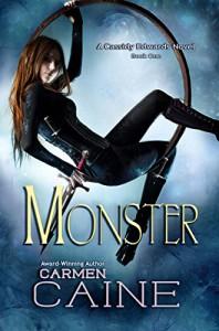 Monster (A Cassidy Edwards Novel Book 1) - Carmen Caine