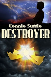 Destroyer (Legend of the Ir'Indicti #5) - Connie Suttle