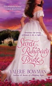 Secrets of a Runaway Bride - Valerie Bowman