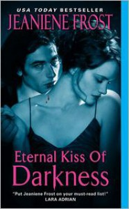 Eternal Kiss of Darkness (Night Huntress World Series #2) -