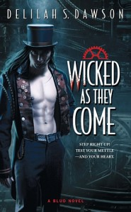 Wicked as They Come (Blud, #1) - Delilah S. Dawson