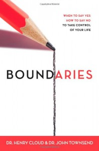 Boundaries: When to Say Yes, How to Say No to Take Control of Your Life -  'John Townsend', 'Henry Cloud'