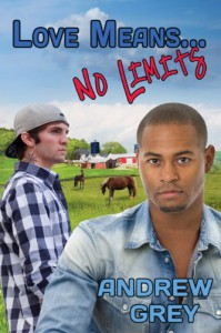 Love Means... No Limits (Farm, #9) - Andrew  Grey
