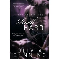 Rock Hard (Sinners on Tour, #2) - Olivia Cunning