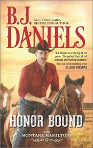 Honor Bound (The Montana Hamiltons) - B.J. Daniels