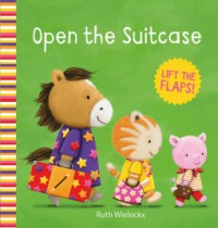 Open the Suitcase - Ruth Wielockx