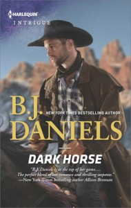 Dark Horse (Whitehorse, Montana: The McGraw Kidnapping) - B.J. Daniels