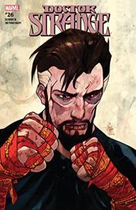 Doctor Strange (2015-) #26 - Jakub Rebelka, Niko Henrichon, John Barber